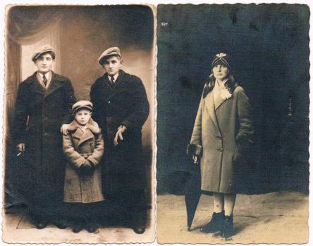 Rodzeństwo Omonkowscy