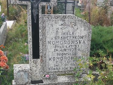 Aniela Komorowska z Krawczyków